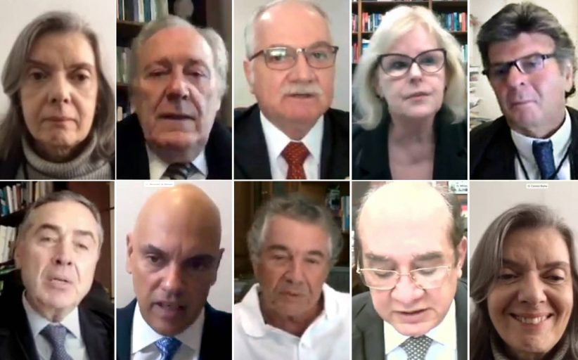 Partidos pedem que STF julgue inconstitucional MP que autoriza Bolsonaro a criar e distribuir cargos