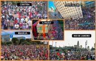 Neste sábado (19/6), em todo o país, é dia de novos protestos pelo impeachment de Bolsonaro