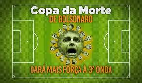 Panelaço Fora Bolsonaro, neste domingo (13/6), dia de abertura da Copa América